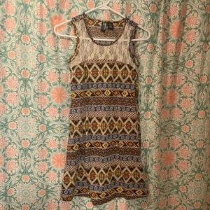 Lacey Southwest Print Dress